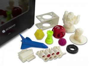 Impresora Scoovo Figuras