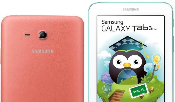La Galaxy Tab 3 Lite va a tener una versión para niños