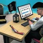 Google cortará la publicidad a las webs piratas para luchar contra la pirateria